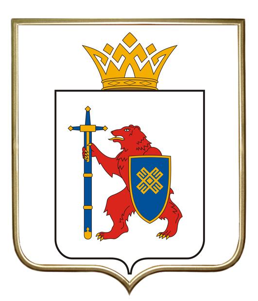фото республики марий эл герб